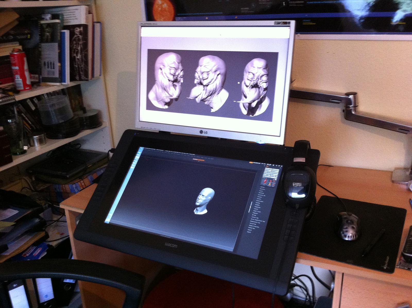 Tablet WACOM Cintiq 22HD Review Tablet Indah Untuk Para Pelukis_2