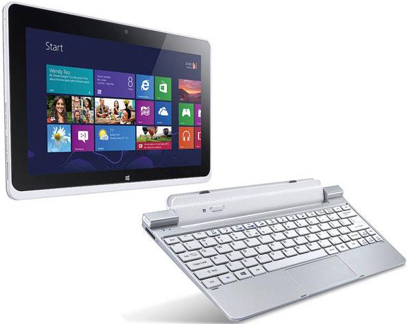 Acer Iconia Tab W510, Tablet Dua Fungsi dengan Windows 8_2