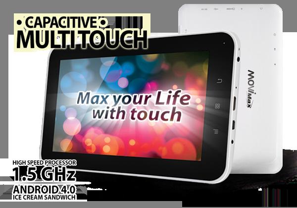 Tablet Movi Max P1 Lite