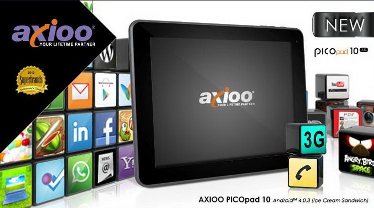 Tablet axioo picopad 10