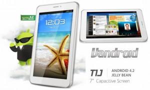 Tablet Vandroid T1J