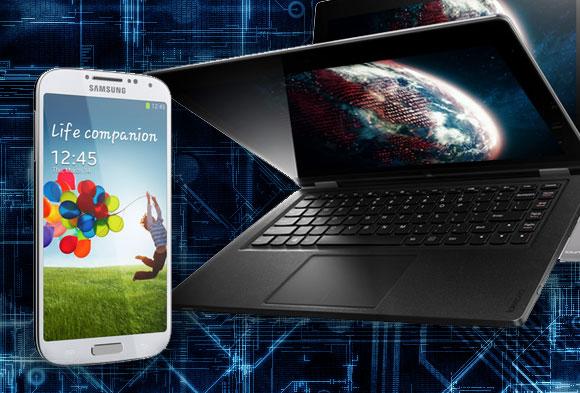 Ultrabook vs Smartphone