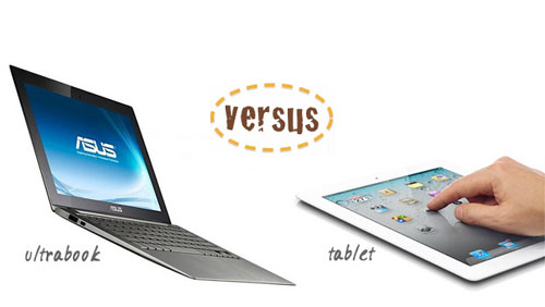 Ultrabook vs Tablet