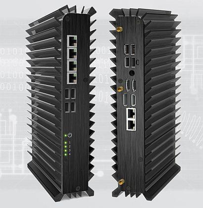 Spesifikasi Komputer Server uSVR, Fanless Sever dengan Dukugan Prosesor i7_2