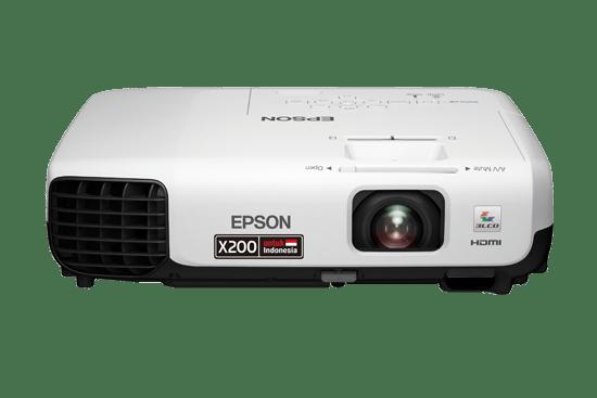 Spesifikasi dan Tipe Proyektor Epson Terbaru Epson EB-S200 & EB-X200_2