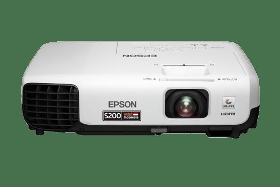 Spesifikasi dan Tipe Proyektor Epson Terbaru Epson EB-S200 & EB-X200_3