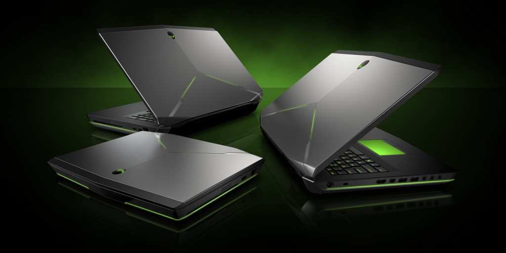 Alienware 14, 17, and 18 Notebooks - Beauty