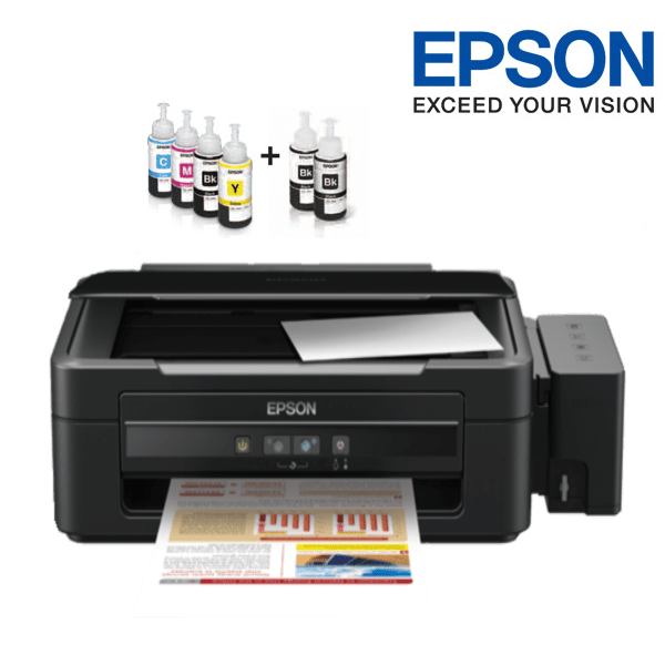Review Printer L350_2