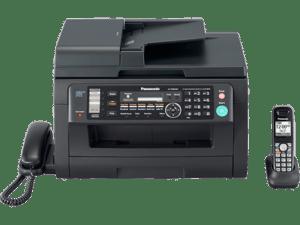 Review Printer Panasonic Multi-Function KX-MB 2061CX_2