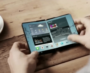 Rencana Pengembangan Tablet Lipat Milik Samsung_2
