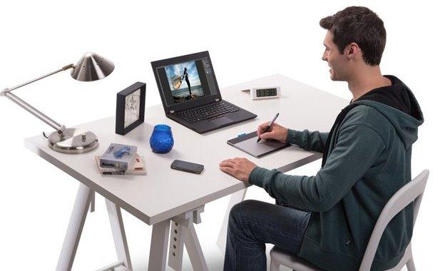 Spesifikasi Lengkap Tablet Wacom Intuos Pen CTL-480/S2