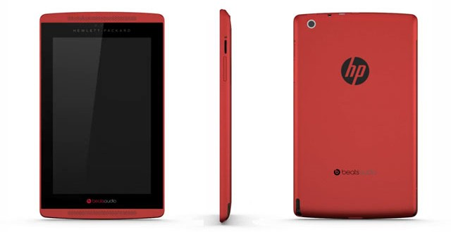 Tablet HP Slate 7 Beats Special Edition
