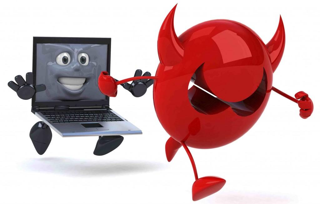 Antivirus Terbaik Untuk Windows komputer, laptop dan Android