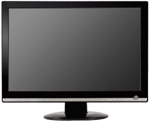 LCD monitor Komputer