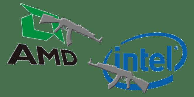 processor Intel dan AMD