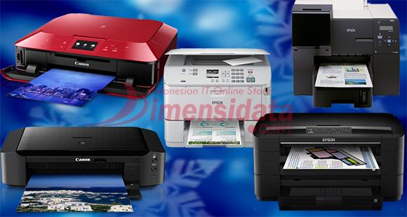 5 Daftar Printer Inkjet Terbaik 2015