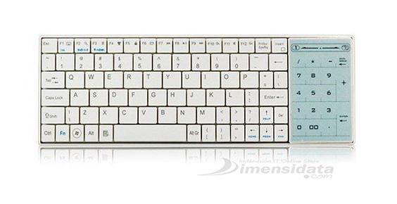 PUWEI Wireless Keyboard