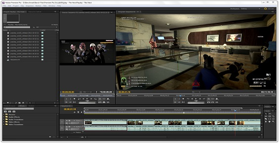 Adobe Premier