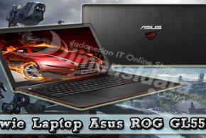 Spesifikasi Dan Harga Terbaru Laptop Asus ROG GL552JX
