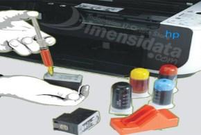 Cara Menghemat Tinta Printer