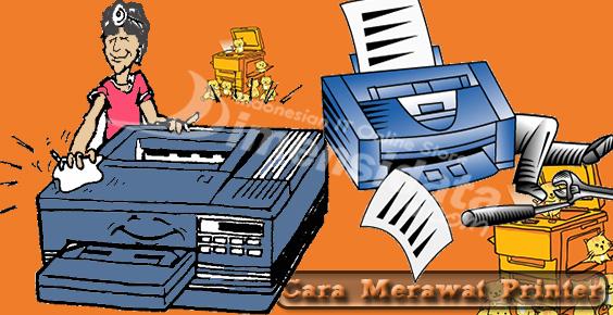 Tips Ampuh Cara Merawat cartridge serta Printer agar Tetap Awet