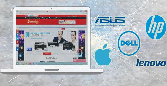 Merek Laptop Terbaik dan Terlaris Terbaru