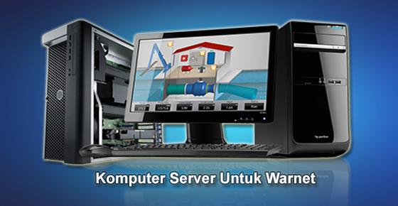 komputer server murah spesifikasi terbaik