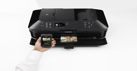 Canon Pixma MX922 Wireless Color Photo Printer