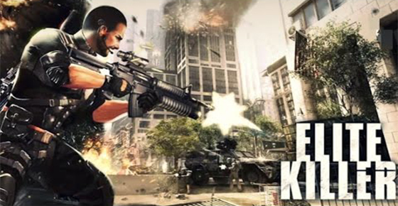 Game Elite Killer: SWAT Apk