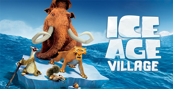 Game Ice Age Village Apk
