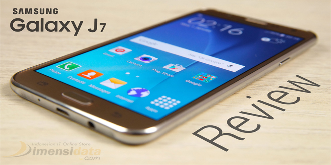 Smartphone Android Samsung Galaxy J7