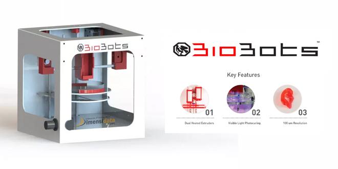 Printer 3D Biobot1, Mesin Printer 3D Super Canggih Yang Bisa Cetak Organ Manusia