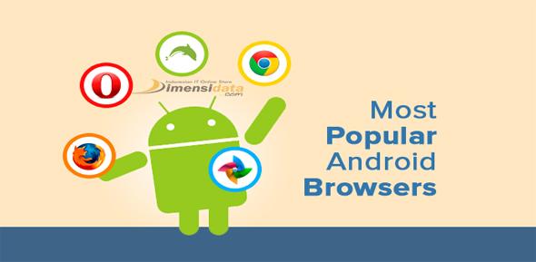 Browser Tercepat untuk Smartphone Android