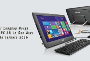 Jual Online Desktop PC All in One Asus Harga Murah Garansi Resmi Terbaru 2016