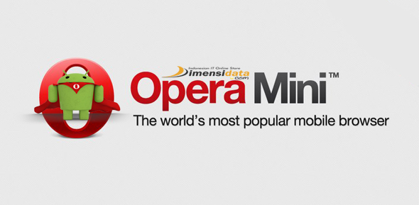 Download Browser opera mini gratis internet android terbaru april 2016