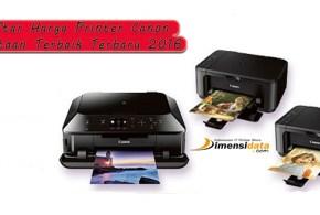 Daftar Harga Printer Canon 1 Jutaan Terbaik Terbaru 2016