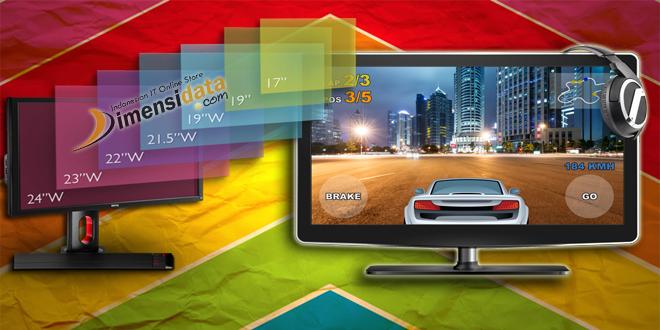 Jual Monitor LED Full HD Terbaik Harga Murah Terbaru 2016