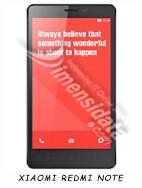 Spesifikasi dan Harga HP Xiaomi Android Redmi Note Update Terbaru bulan Mei Juni 2016