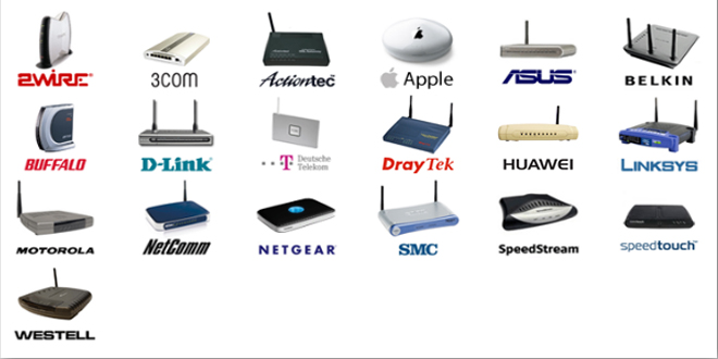 Macam-Macam Jenis Tipe Router