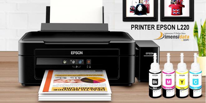 Spesifikasi Printer Epson L220 Dan Update Harga Terbaru 2019