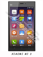 Spesifikasi HP Xiaomi Mi 3