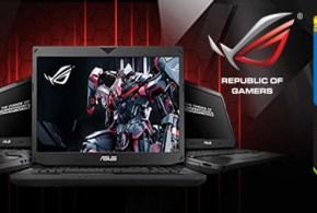 Daftar Lengkap Harga Terbaru dan Spesifikasi Laptop Asus Rog Gaming Series Semua Tipe