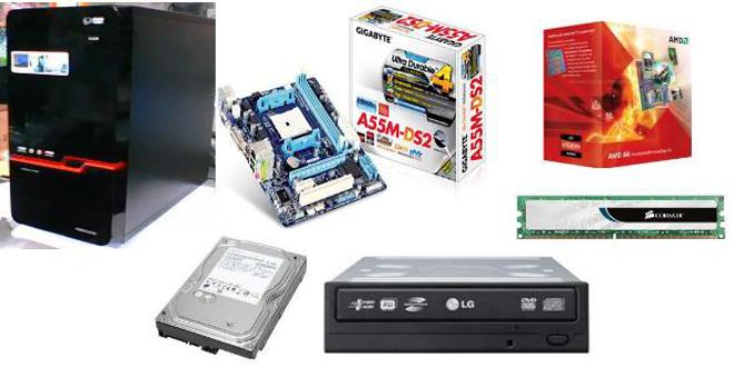 Rekomendasi Spesifikasi Komputer PC Gaming Rakitan Terbaik Murah Terbaru 2016