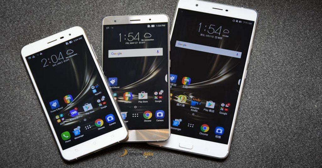spesifikasi dan harga Asus Zenfone ZE552KL, Asus Zenfone Deluxe ZS570KL dan Asus Zenfone Ultra ZU680KL terbaru Juli 2016