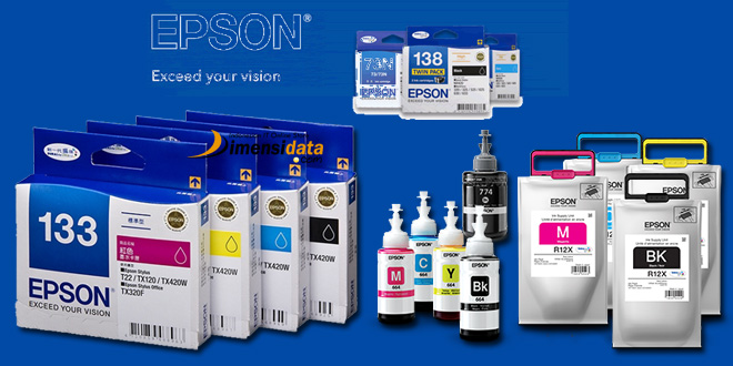 Tinta Cartridge 133 Printer Epson Original Harga Murah terbaru 2016