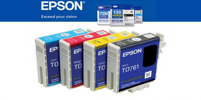 Tinta Cartridge Printer Epson Original Harga Murah 2016