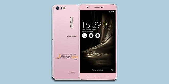 Spesifikasi dan Harga Asus Zenfone 3 Ultra ZU680KL Terbaru juli 2016