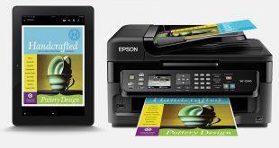 Cara Ngeprint Langsung Dari HP Android Dengan Konkesi Wireless WiFi