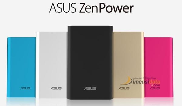 Harga Powerbank Asus ZenPower 10050 mAh Terbaru 2016