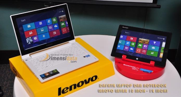 Laptop Notebook Lenovo 11 Inch Yang Bagus Murah